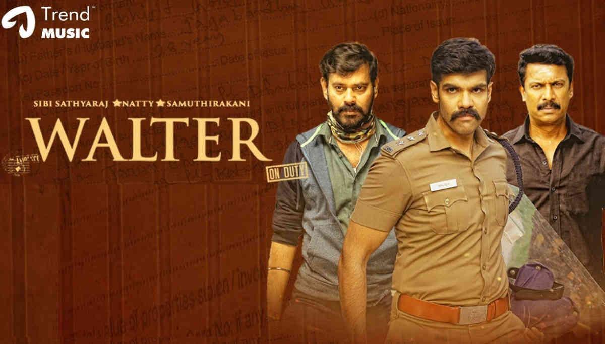 Movierulz and Tamilgun Leaked Walter Tamil Full Movie