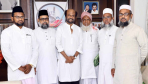 Rajinikanth Supports Muslims on CAA