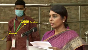 Coronavirus crossed 1000 positive cases in Tamil Nadu and full details by Beela Rajesh