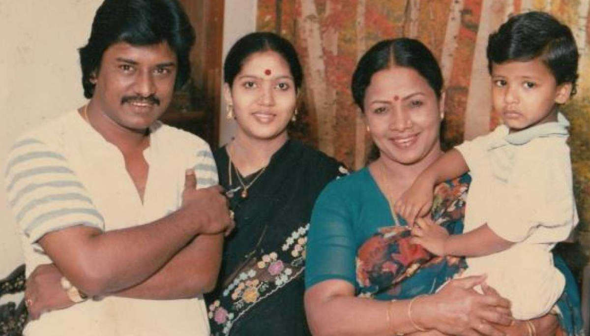 Boopathy Admitted to Hospital