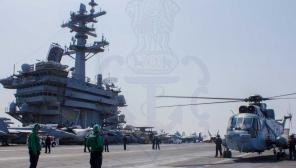 Coronavirus in Indian Navy: 26 Indian Navy sailors test Covid-19 positive. Photo Indian Navy
