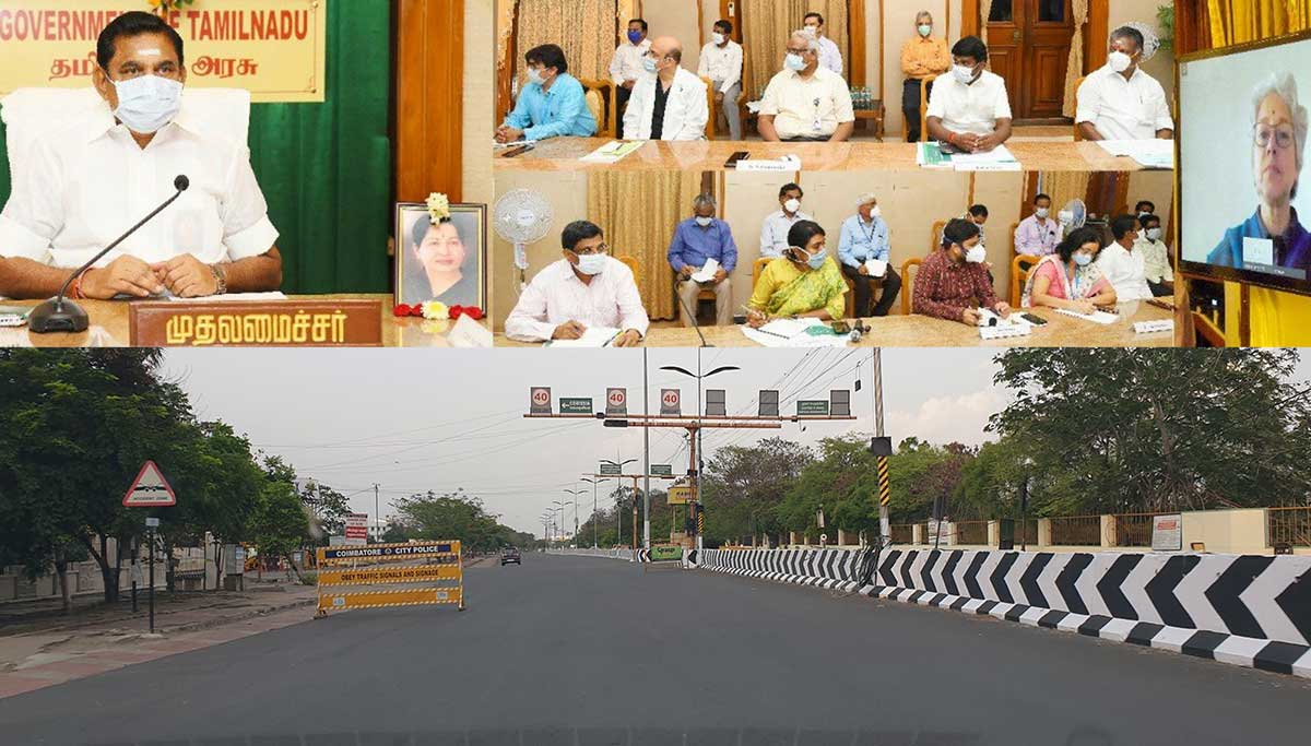 Tamil Nadu Lockdown Continues and relaxation should be only in a phased manner
