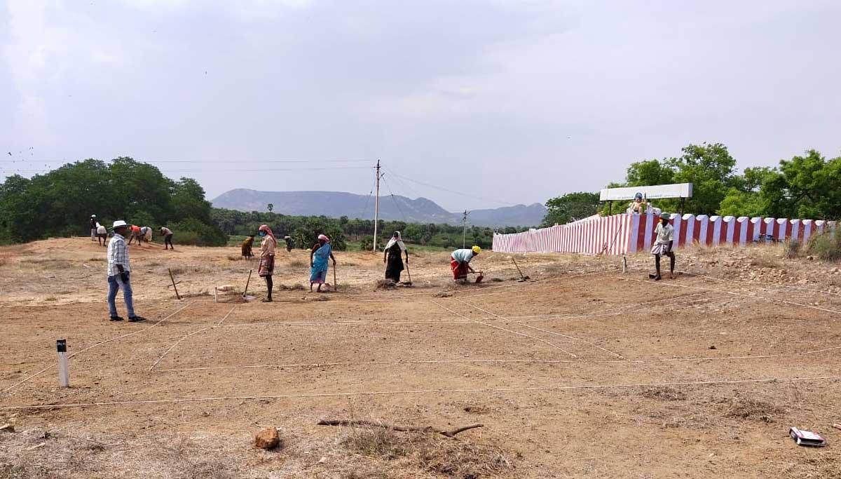 Sivagalai Excavation