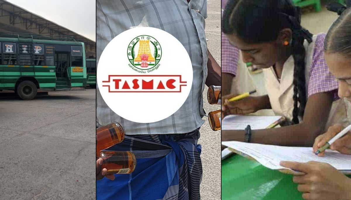 Tamil Nadu Coronavirus Update: Process of TASMAC and BUS Service