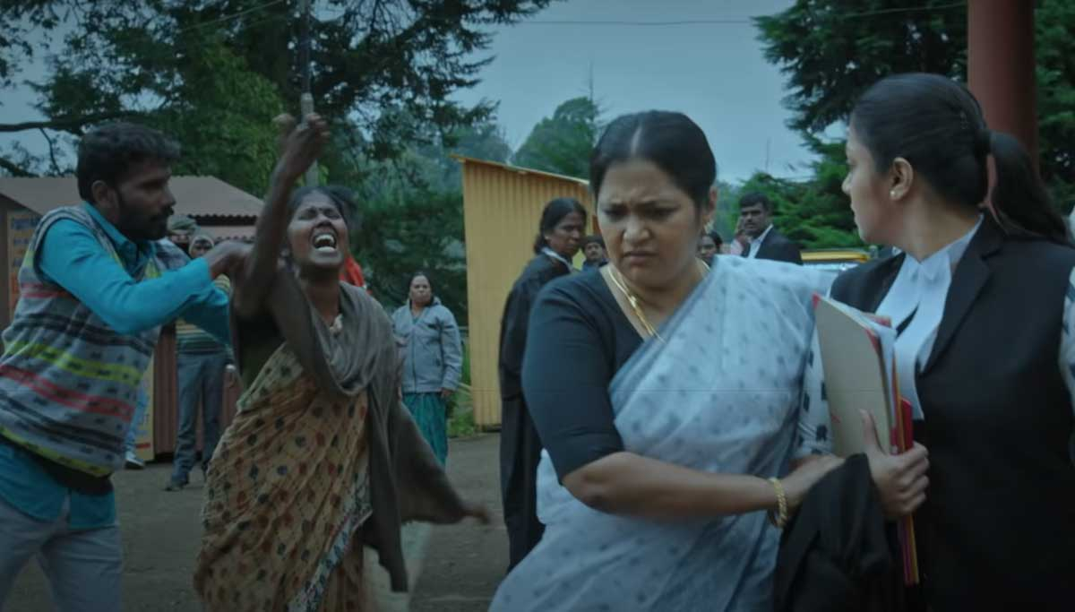 Ponmagal Vandhal Trailer.