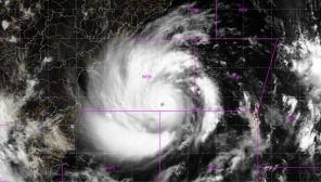 India and Bangladesh are in extreme alert to face the Super Cyclone Amphan. Photo: Indian Meteorological Dept
