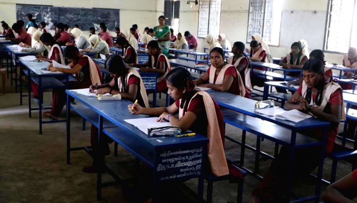 Tamil Nadu Government Cancels Class X Board Exams