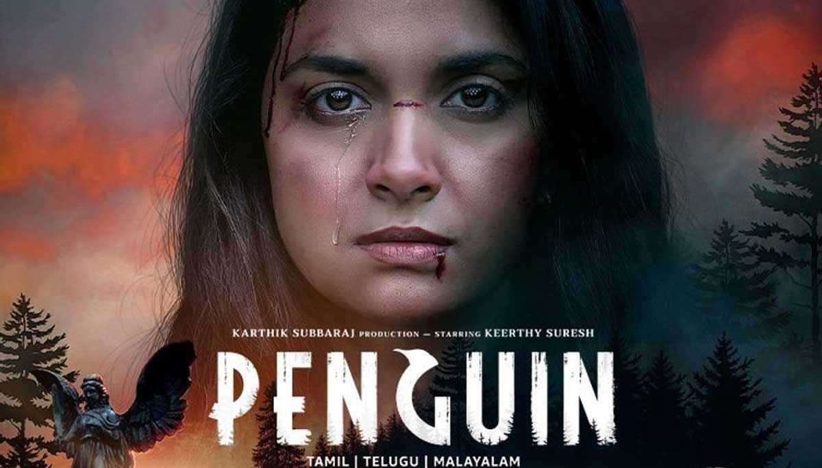 Keerthy Suresh Penguin movie review