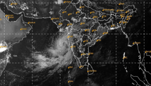 Nisarga Cyclone to make Landfall Over Maharashtra