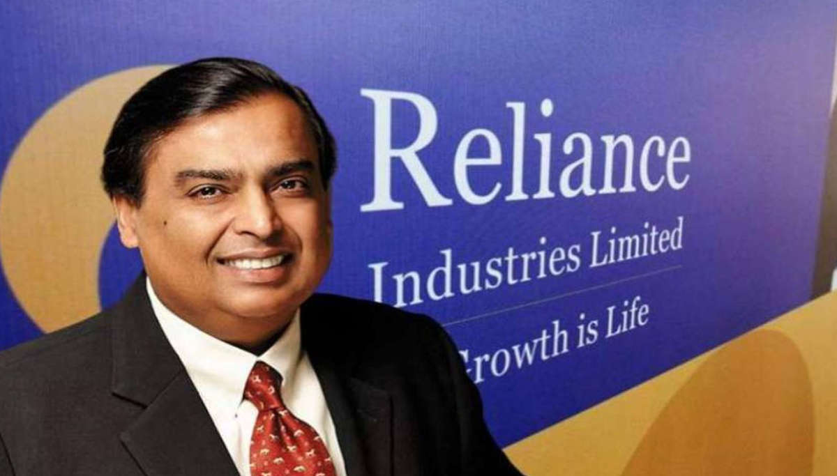 RIL Share Jumps to New Height