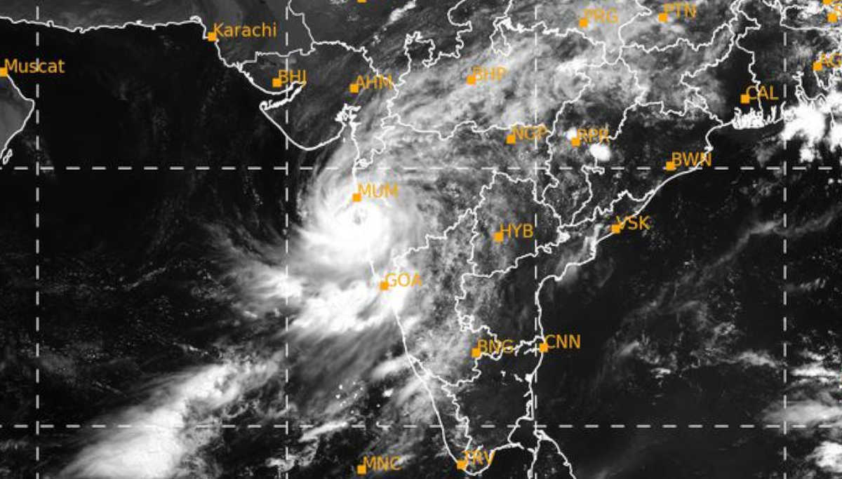 144 Imposed in Mumbai Ahead of Cyclone Nisarga