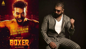 Producer Mathiyalagan Debut in Arun Vijay Boxer Movie