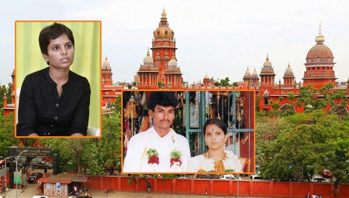 Kausalya owes to seek justice for her killed husband Sankar in Supreme Court
