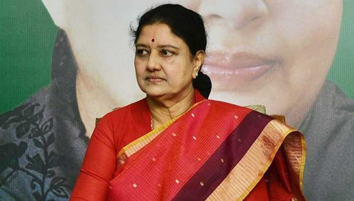 Chances for Sasikala to be released this August 14, 2020