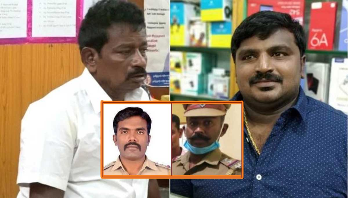 Thoothukudi Bennix, Father Son Death Case protest fires all over Tamil Nadu