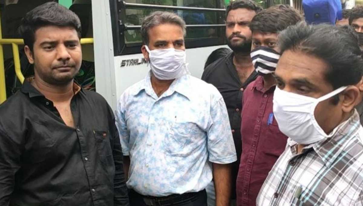 Kanda Sashti Kavasam controversy Surendran surrenders. Photo BBC