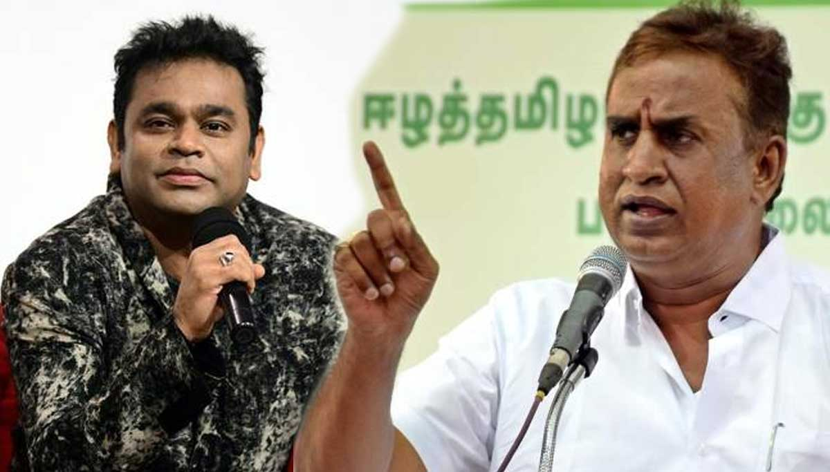 AR Rahman Nepotism, gains support from politicians to celebrities