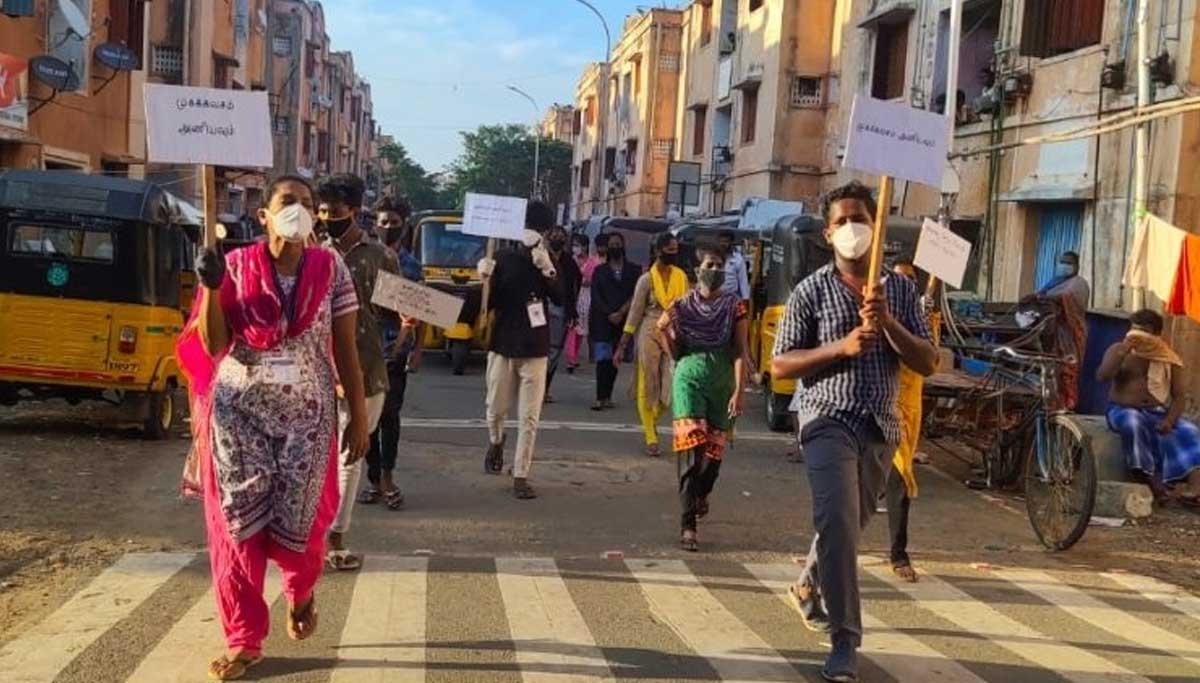 Will 15 districts in Tamil Nadu go to intense lockdown due to severe COVID 19