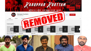 Karuppar Koottam Youtube Channel Videos Removed, Celebrities response