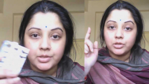 Actress Vijayalakshmi suicide attempt video going viral in social media