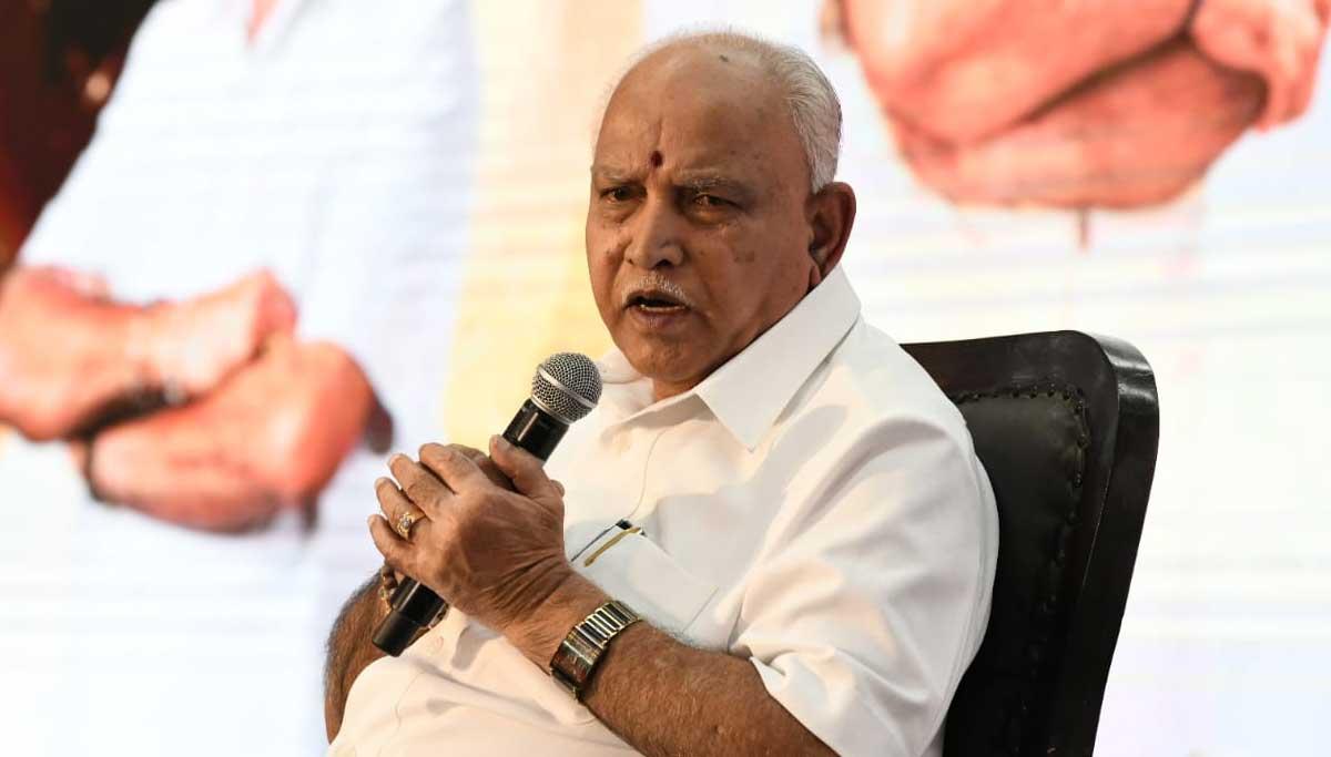 Lockdown till August 31 in Karnataka but with no Sunday and night curfews - CM Yeddyurappa