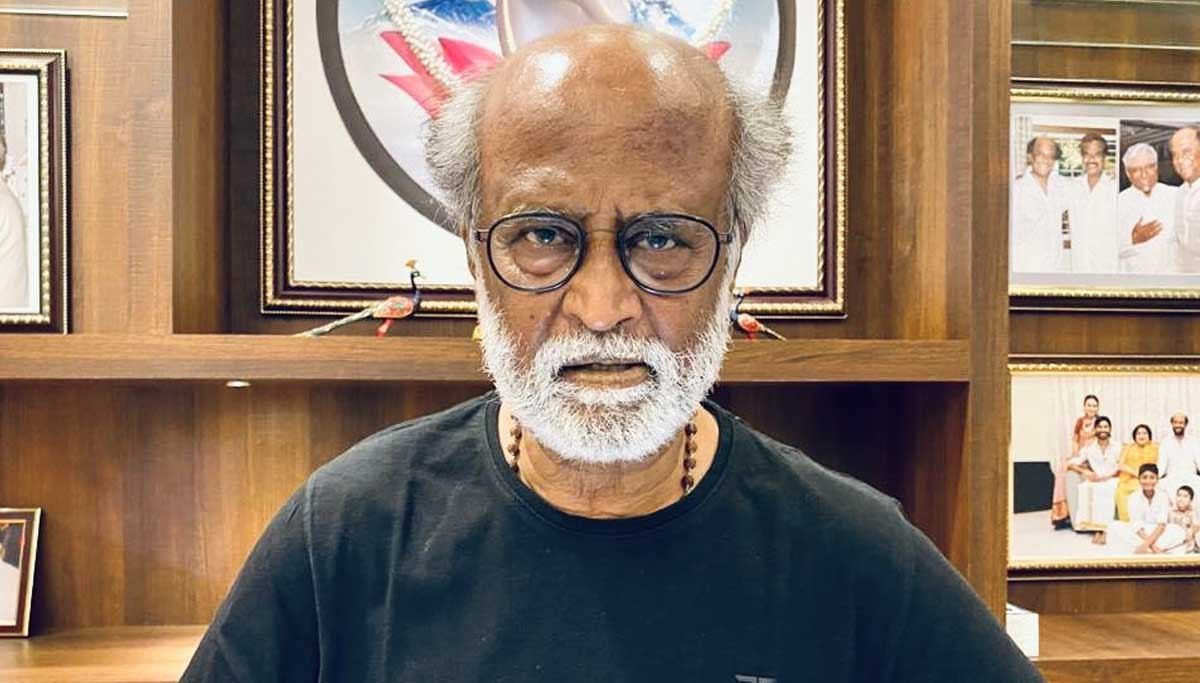 Rajinikanth tweets strongly against the death of father and son in Sathankulam