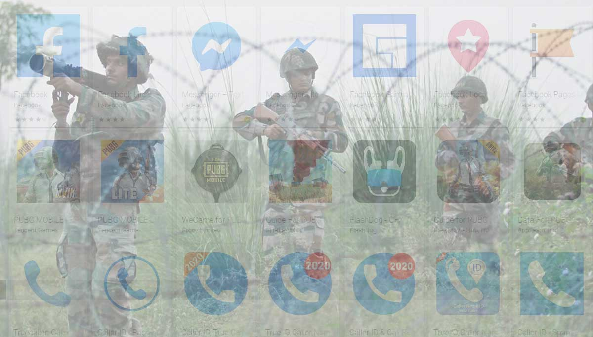 Indian Army orders soldiers to uninstall apps to plug leakage of information