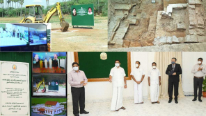 Keeladi museum to showcase Tamil pride within a year, confirms CM
