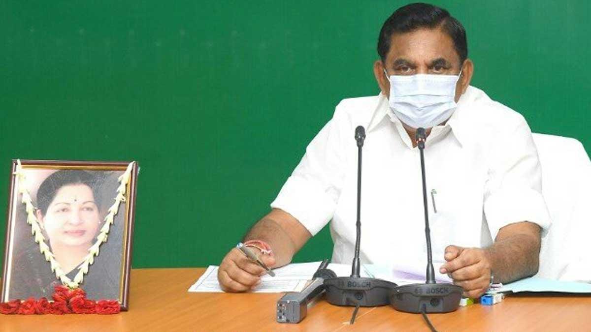 Everyone can get E-Pass in Tamil Nadu, CM Announced