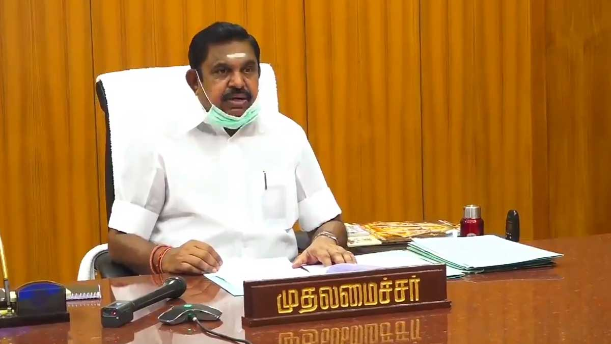 Tamil Nadu E-Pass decision will be taken on 29th says Tamilnadu CM
