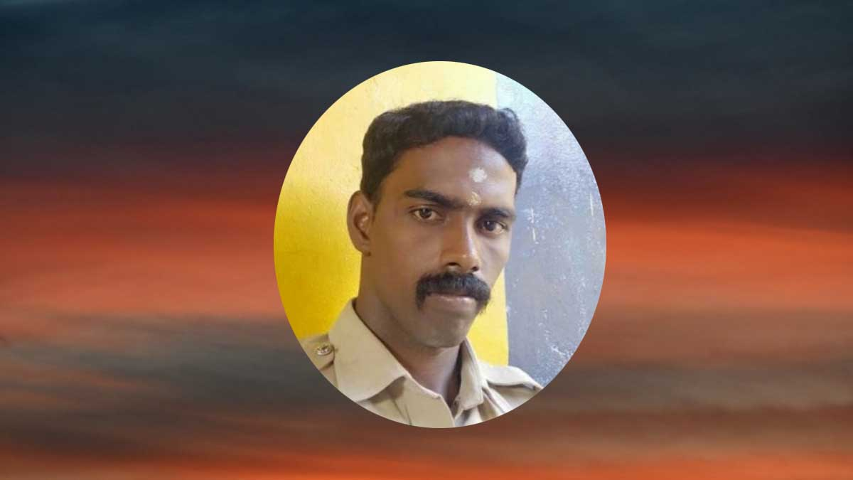 Thoothukudi Police Subramanian