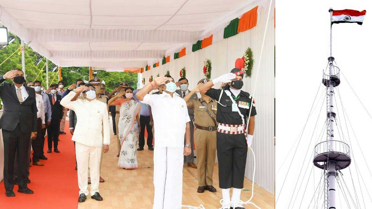 74th Independence Celebrations in India