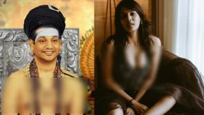 Nithi and Meera - Two Fugitives Fooling Tamil Nadu to Come Together. Photos masked for the safety of Kids.