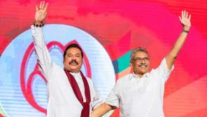 Rajapaksa brothers