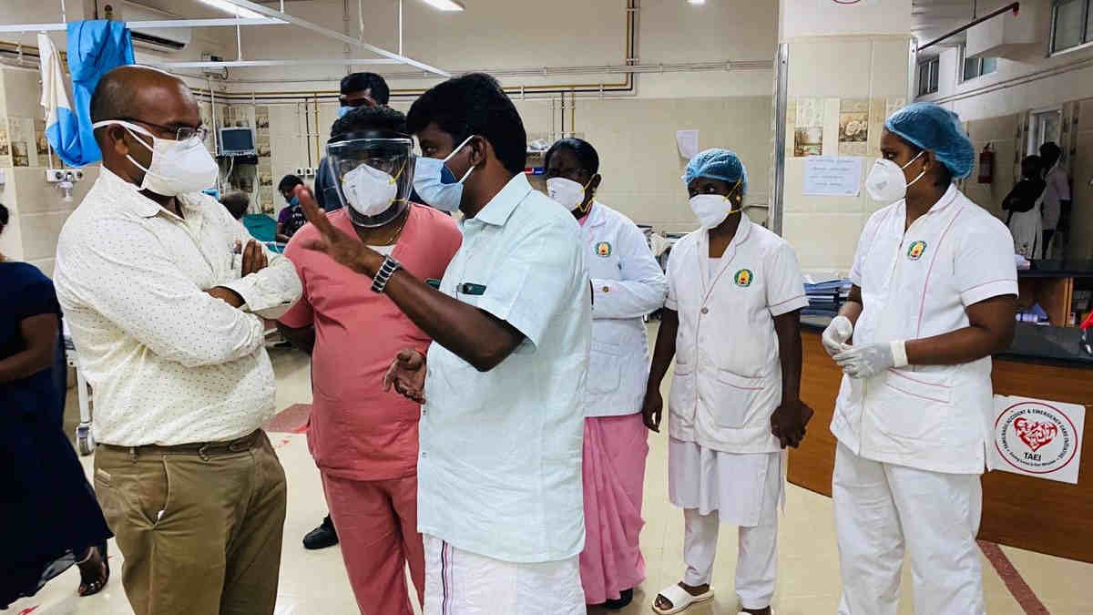 COVID-19 Update Sept 8th : India gets closer to 10 lakh active cases