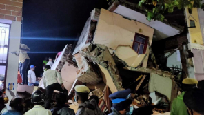 Coimbatore Building Collapsed