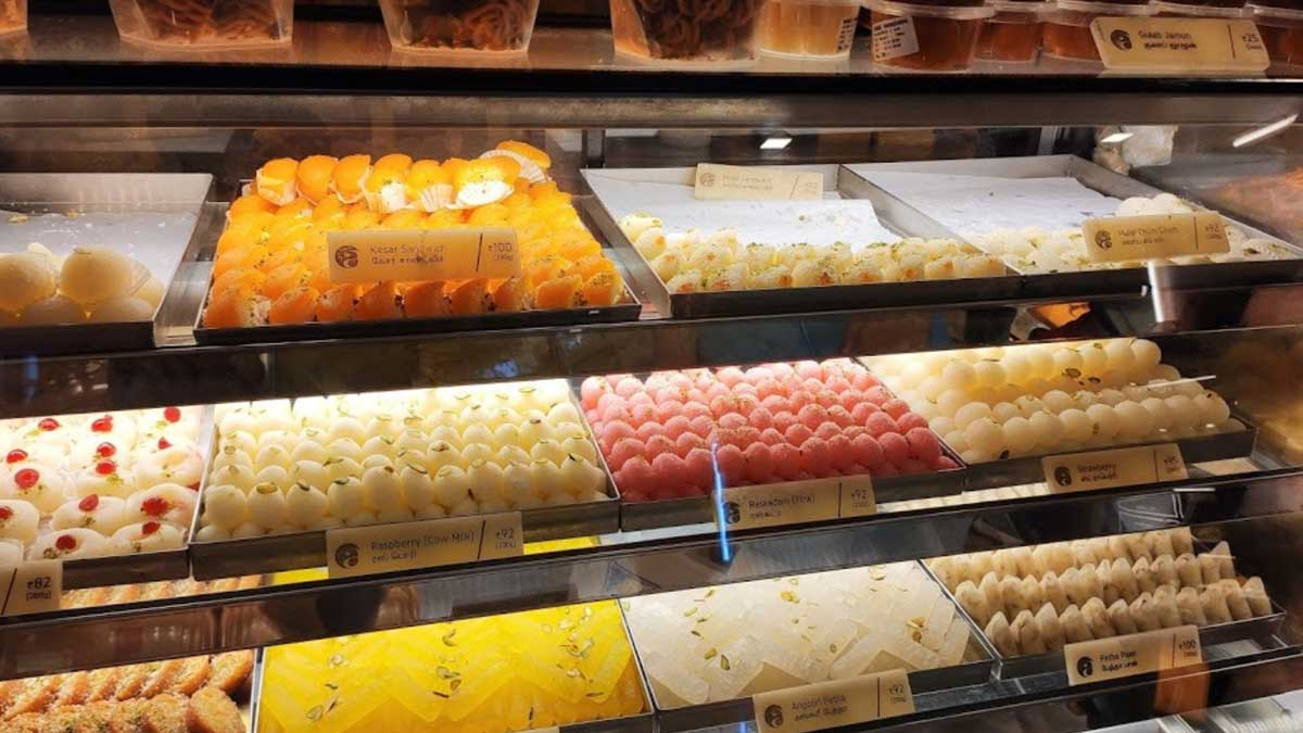 Non-packaged sweets with Best Before Date from October 1