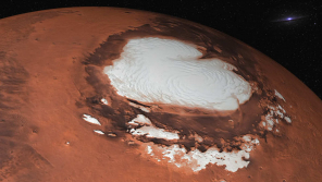 Three lakes found in Mars