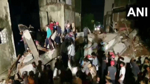 Gujarat Building collapse: 3 dead in under-construction building collapse