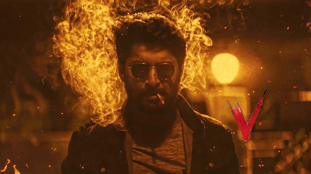 Nani V Telugu Movie Review