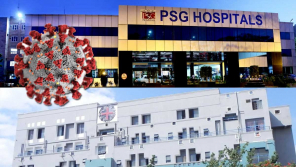 Kongunad Hospital and PSG hospital Cares Covid patients