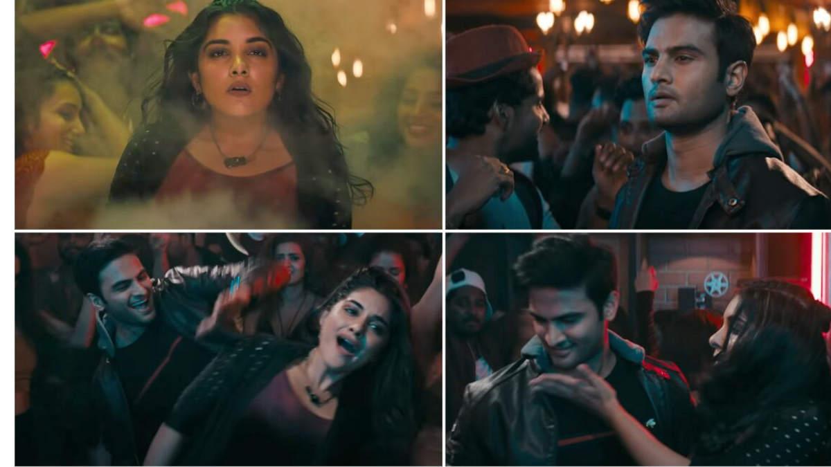 Nivetha Thomas as tipsy girl has blown up her fans