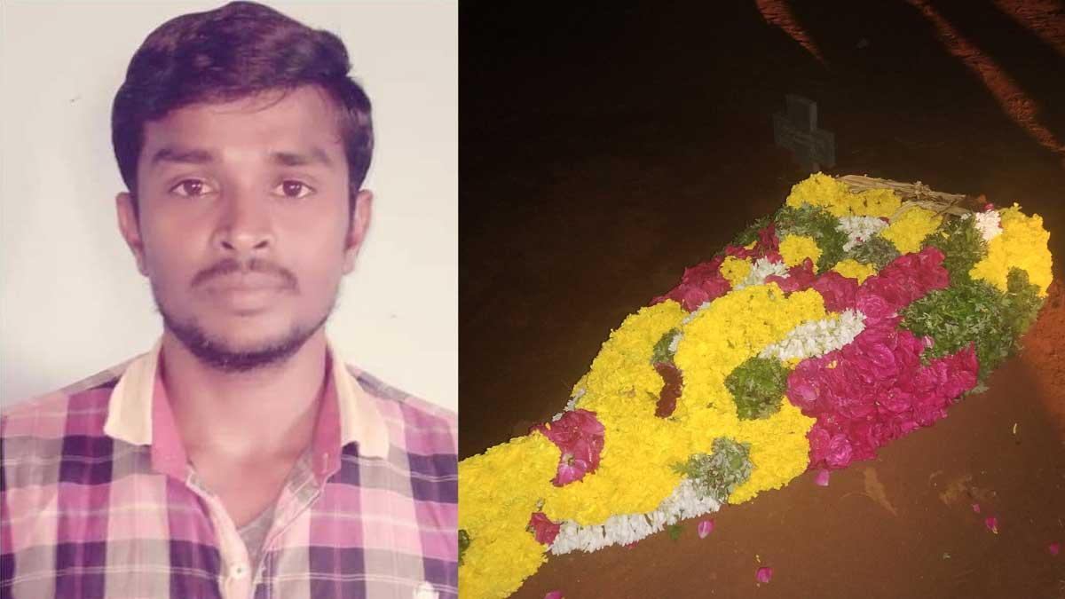 Thoothukudi Selvan Murder Case