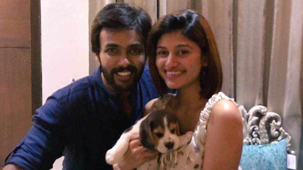 Bigg Boss Tamil Contestant Oviya and Arav