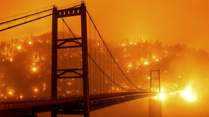 Wildfire kills three in California and destroys five towns in Oregon. ABC30