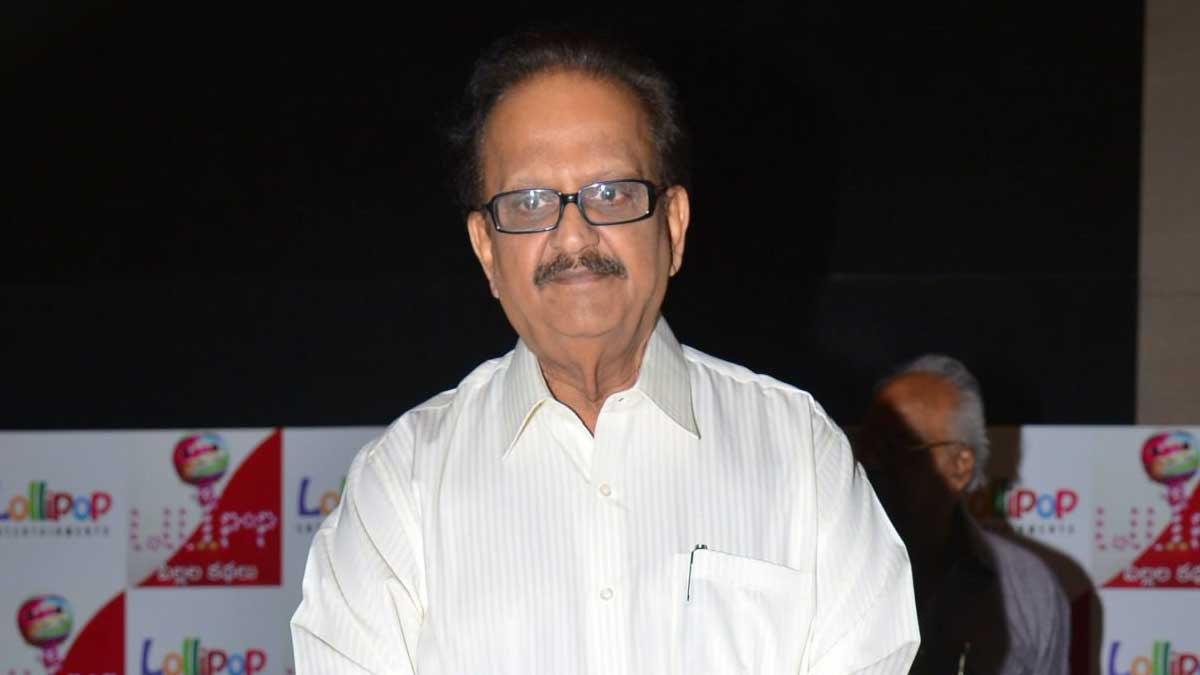 SP Balasubrahmanyam Health in critical condition