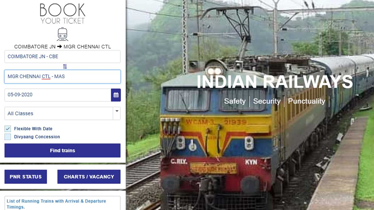 Tamil Nadu: Bookings stared for Express buses and special trains today
