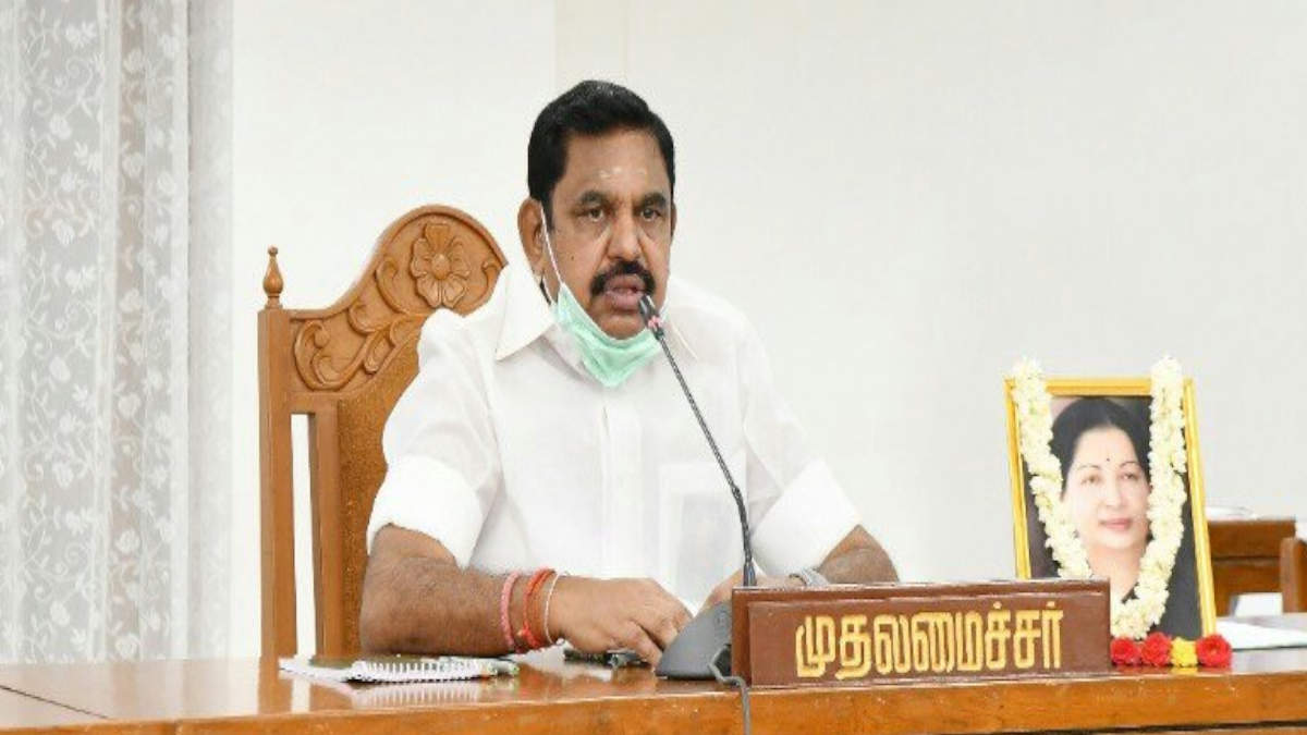 DMK indicted for NEET approval in Tamilnadu by CM Edappadi Palaniswami