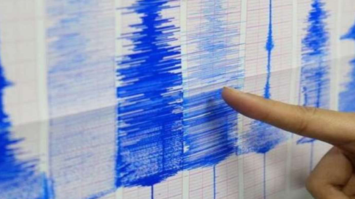 An earthquake has shaken the Andaman and Nicobar Islands today.
