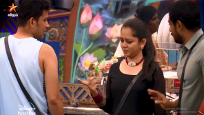 Anitha becoming a cry baby around Bigg Boss house